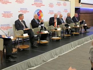 "Internationales Forum ""Dialog an der Wolga"", Wolgograd – 31. Oktober 2016"
